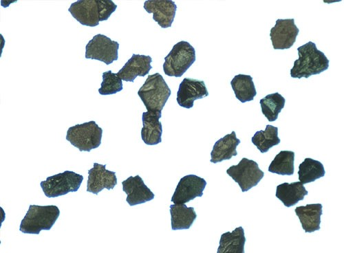 Copper-coated diamond and CBN (KTD-Cu, CBN-Cu)