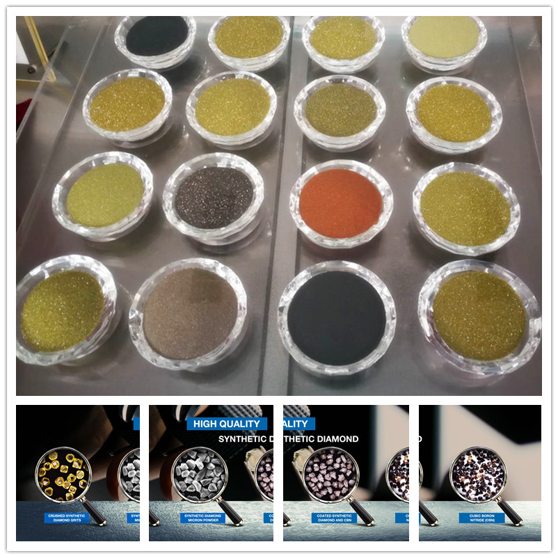 Kumthai Abrasives Co., Ltd. | Synthetic Diamond Abrasive Powder
